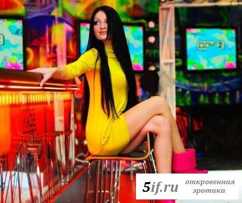 Евгения Феофилактова-Гусева из Дом 2 (9 фото)