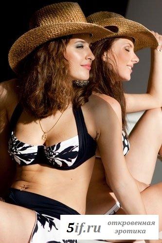 Участницы телешоу Дом 2 в купальниках (8 фото)