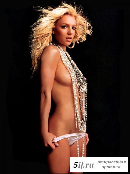 Эротические снимки Бритни Спирс (10 фото)