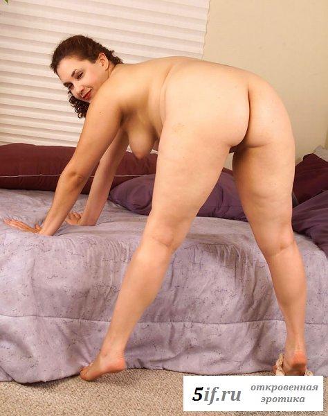 Зрелая баба с толстой жопой (10 фото)