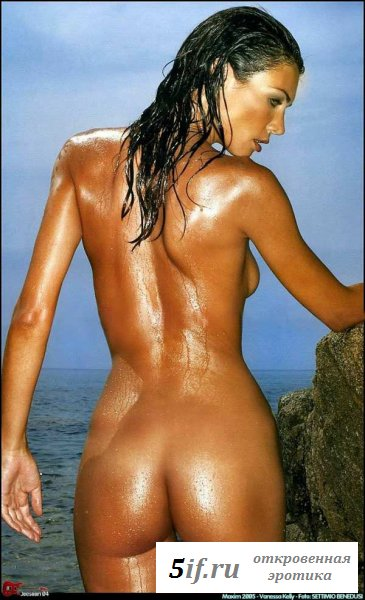 Австралийская актриса и модель Ванесса Келли (10 фото)