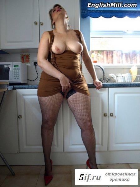 Толстушка голая показала что у нее под сарафаном