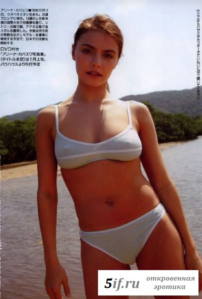 Алина Кабаева - Художественная гимнастика