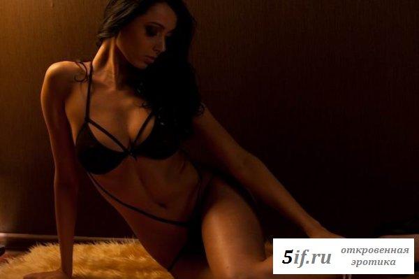 Эротическая фото сессия от Эллины Бандеевой