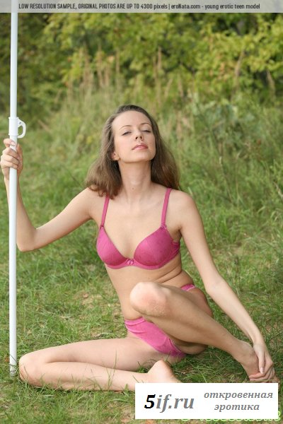 Изумительная фигурка россиянки в эротичном белье