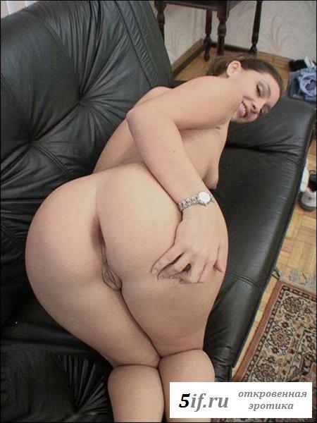 Громадные ягодицы толстых голых леди
