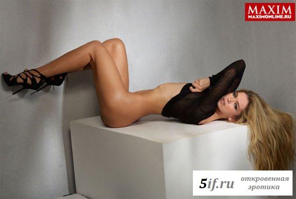 Талантливая и сексуальная Вера Брежнева