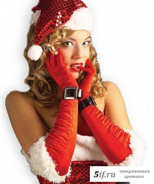 Самые эротичные зайки в новогодних
