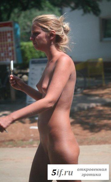 Папарацци поймали чью-то голую жену