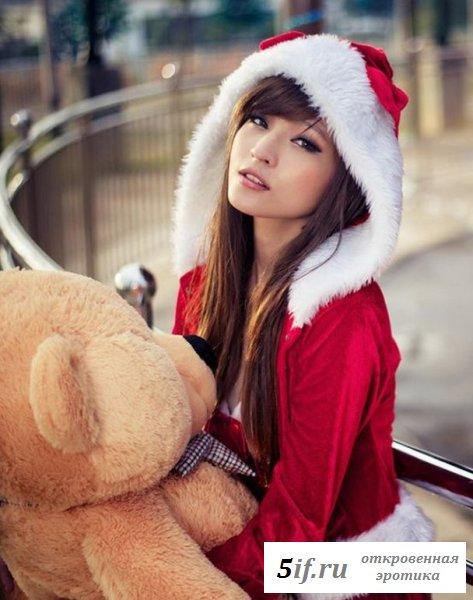 Эротичные снегурки для взрослых исполняют желания