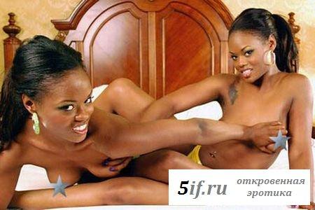 Сексапильные сёстры близняшки на эротических кадрах