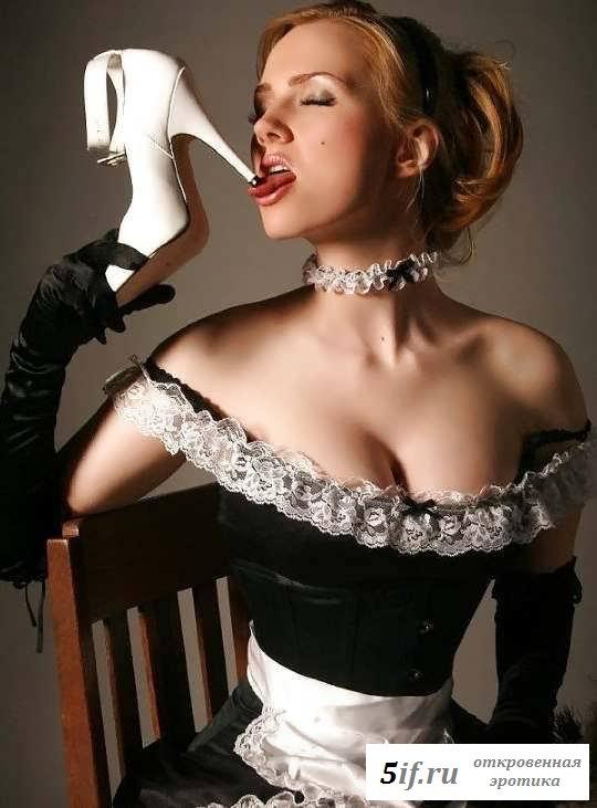 Эротика горничных в привлекательных костюмах (20 фото)