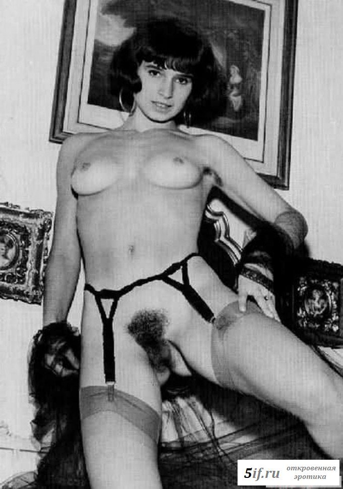 Женщины 20ого столетия светят голыми пиздёнками
